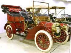 1905 Peerless Model 9 Touring - Remarkable Vehicles