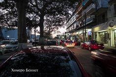 Una tarde de tráfico Leica D Lux 4