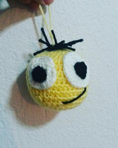 Amigurumi smile