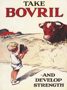Bovril ancient advert