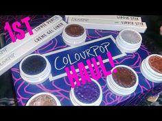 Colourpop Haul!! [&Swatches!!] | January 2016 ♥