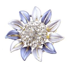 Rosallini Lady Dress Adornment Rhinestone Accent Light Blue Sunflower Pin Brooch Broach Rosallini,http://www.amazon.com/dp/B00BQLCS52/ref=cm_sw_r_pi_dp_x2ujsb0XRGTSXGDG