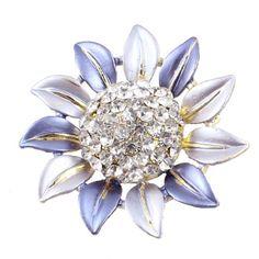 Rosallini Lady Dress Adornment Rhinestone Accent Light Blue Sunflower Pin Brooch Broach Rosallini,http://www.amazon.com/dp/B00BQLCS52/ref=cm_sw_r_pi_dp_x2ujsb0XRGTSXGDG