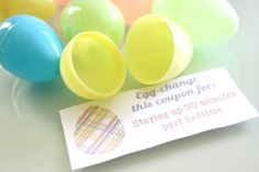 The Larson Lingo: Easter Egg Coupons {Free Printable) better than putting candy in their basket Free Printable Coupons, Free Coupons, Free Printables, Easter Egg Dye, Easter Candy, Easter Food, Spring Crafts, Holiday Crafts, Holiday Ideas
