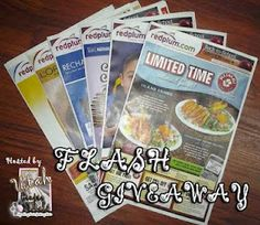 ENTER TO WIN 10 PACK OF 10-28 SS, RP & P COUPON INSERTS