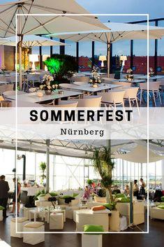 Top 20 Locations für Sommerfeste in Nürnberg