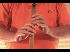 Taps 5 Hole Native American Flute Lesson How to Play  by Keith Davis - YouTube