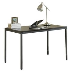 Found it at Wayfair - Parsons Writing Desk in Espresso     good for you $358.99 dollar