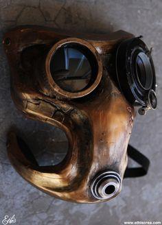 Ethis Crea: Masque steampunk