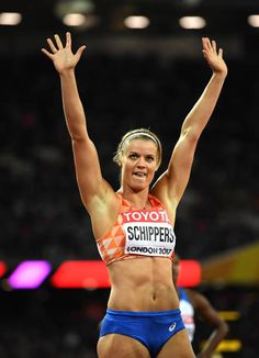 Dafne Schippers, Beautiful Athletes, Track And Field, Athletic Women, Sports Women, Best Funny Pictures, Sexy, Athletics, Racing