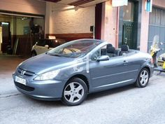 My next car!!! Peugeot 307 cc