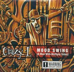 Crazy L - Mood Swing(A Man with Multiple Sides)CD - Detroit Rap