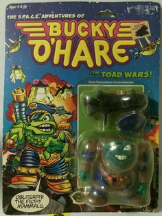 (TAS032045) - The S.P.A.C.E. Adventures Of Bucky O'Hare - The Toad Wars!