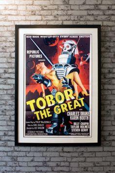 Tobor the Great (1954)