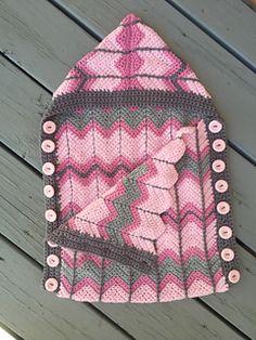 Chevron Plaid Sleep Sack #crochetpattern by The Blue Star Boutique Loom Knitting, Baby Knitting Patterns, Baby Patterns, Free Knitting, Crochet Patterns, Crochet Baby Cocoon, Baby Girl Crochet, Baby Blanket Crochet, Crochet For Kids
