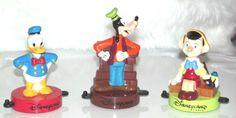 Vintage Disneyland Paris Figures, Vintage Disneyland Paris Stamps, Vintage McDonalds Disneyland Paris Figures & Stamps (1990's) - VERY RARE by BunkysVintageCrafts on Etsy