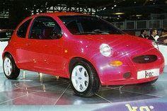 En 1994 , la plus petite automobile de la gamme Ford  est la Fiesta . Née en 1976 et concurrente des Opel Corsa  et autres Renault ...
