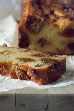 Cake con fichi secchi e farina gialla