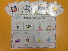 Kindergarten Smiles: Weather Unit