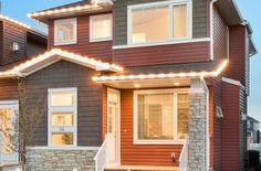 Take a photo tour of Broadview Homes. We unite a contemporary building philosophy & essential design considerations to create luxurious modern living. Redstone, Contemporary Building, New Home Communities, New Home Builders, How To Take Photos, Calgary, Photo Galleries, New Homes, Exterior