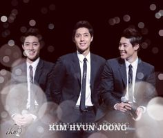 Kim Hyun Joong 김현중 ♡ fan art ♡ Kpop ♡ Kdrama ♡