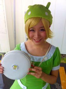 ドロイ子ちゃん blog