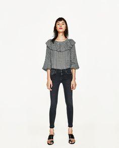 Bild 1 von SKINNY-JEANS von Zara Damen, Winter Mode, Hosen, Reißverschluss 8a5810e4ad