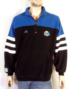 7782abc514b Details about Adidas Kansas City Wizards Sporting KC Soccer Jersey MLS VTG  90s Mens sz Small S