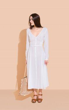 Rachel Comey SS14 Venation Dress