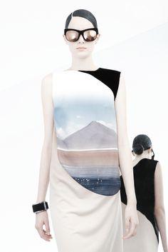 Pedro Lourenço Pre-Fall 2012 Collection Slideshow on Style.com
