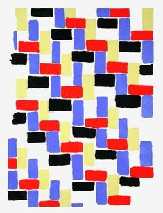 Color Ideas · Sonia Delaunay
