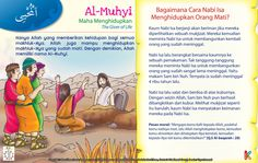 Kisah Asma'ul Husna Al-Muhyi Kids Story Books, Stories For Kids, Arabic English Quotes, Just Pray, The Giver, Learn Islam, Islamic Messages, Kids And Parenting, Ramadan