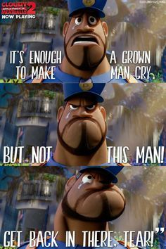 funny cloudy with a chance of meatball quotes | ... Cloudy with a Chance of Meatballs 2 movie quote #movies #films #quotes