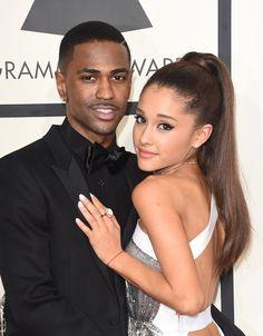 Pin for Later: Wir trauern um 31 Promi Pärchen, die sich 2015 schon getrennt haben Big Sean und Ariana Grande Auf den roten Teppichen zeigten sich die Musiker immer eng umschlungen.