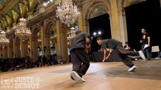 JUSTE DEBOUT 2010 France Pre-selection HIP HOP Dance TRAILER by YAKfilms  DANCE STYLES including HIP HOP, POPPING, LOCKING, HOUSE and EXPERIMENTAL  MORE AT http://www.juste-debout.com/  Filmed by Benjamin Tarquin and Yoram Savion  Edited by Yoram Savion  http://www.YAKfilms.com  © YAK 2010