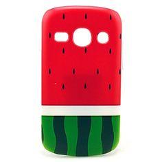 Watermelon Pattern Hard Case for Samsung Galaxy Fame S6810/S6818  – EUR € 2.75 supah cute