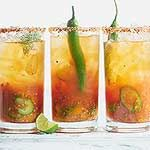 Spicy Tomato Gin & Tonic
