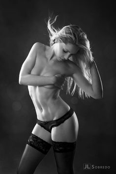 Modelo: Thalia Sequeiros Fotografia: JL Sobredo