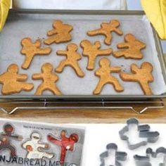 Awsome Cookie Ninjas!