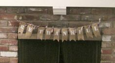 BE THANKFUL Thanksgiving Banner by ThisandThatCrafter on Etsy