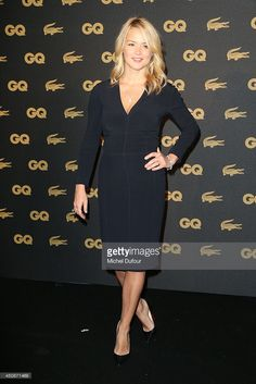 Photo d'actualité : Virginie Effira attends GQ Men Of The Year Awards...