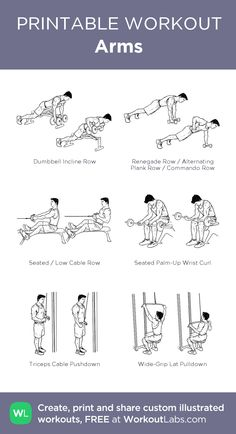 Must see workout plans which are really excellent for novices, both male and women to lose weight. Research the workout exercise pin-image ref 5345768757 today. Arm Workout Men, Chest Workout For Men, Workout Log, Biceps Workout, Men Exercise, Daily Exercise, Week Workout, Workout Plans, Easy Daily Workouts