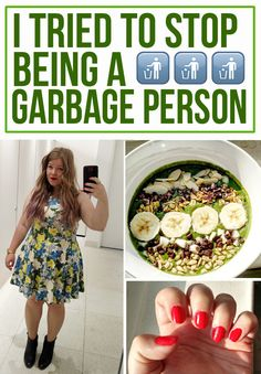 Garbage for life.