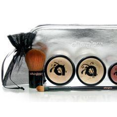 Gluten free mineral makeup