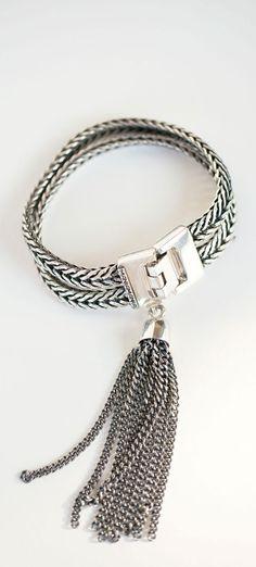 MANIAMANIA Silver Mini Magick Bracelet