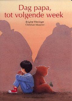 (gedeeltijlijk) informatief boek dat helpt om de gevoelens bij kinderen wiens ouders gaan scheiden te verwoorden... + 4