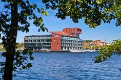 Remarkable #architecture and #unique location. That's what makes Hotel Mikołajki so special!