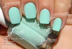 Essie, Mint Candy Apple