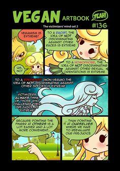 Vegan Artbook | Comics
