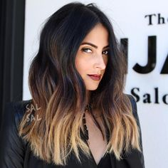 So good 👌🏼 cut color One Length Haircuts, Cut And Color, Salons, Hair Cuts, Hair Beauty, Long Hair Styles, Photo And Video, Instagram Posts, Beautiful